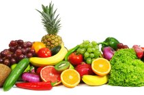 Fruits rich in Vitamin C